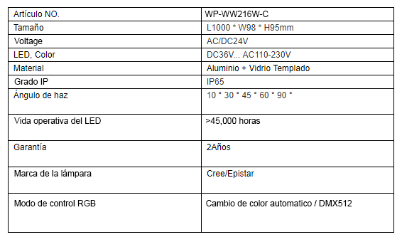 WP-WW216W-C